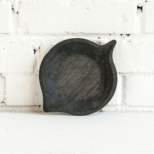 Блюдце Ольха темноеПосуда<br><br>