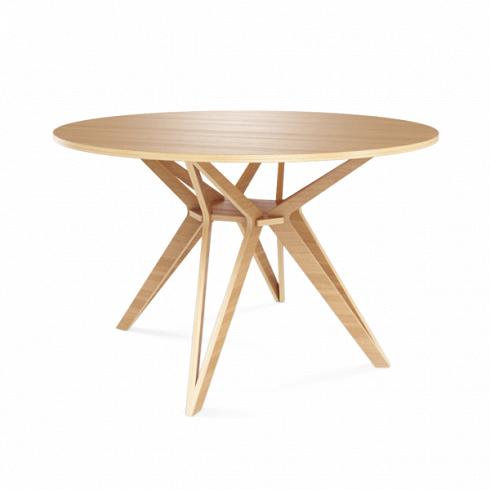 Стол HagforsОбеденные<br>Стол Hagfors — удивительный симбиоз античных форм и тонких, воздушных, но в тоже время точных линий технологичных 60-х. Приобретая стол Hagfors в скандинавском стиле, вы получаете необычный дизайн, который послужит изящным акцентом в вашем интерьере.<br>