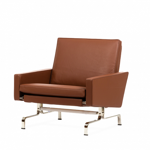Кресло PK31Интерьерные<br>Ансамбль издивана икресла PK31— главный пример способности Поуля Кьерхольма создавать мебель, которая может быть интегрирована винтерьер, неутрачивая при этом собственного лица. PK31— это отдельный автономный объект: продукт, созданный Поулем впоисках идеальной формы. «Япытаюсь дать материалам возможность выразить самих себя»,— говорил Кьерхольм.<br><br><br><br><br> Поуль Кьерхольм, известный своими экстраординарными проектами ивнушительн...<br><br>DESIGNER: Poul Kjжrholm