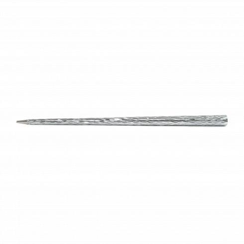 Вечный карандаш с рельефным корпусом Napkin Forever PretiosaРазное<br>Вечный карандаш с рельефным корпусом Napkin Forever Pretiosa. Цельный рельефный корпус из анодированного алюминия. <br><br><br> Идея создания вечного карандаша уходит своими корнями в прошлое и обращает наши взоры в будущее. В Средние века, задолго до изобретения карандаша, художники пользовались металлическими наконечниками для рисования на специально подготовленной и обработанной бумаге. Эта техника была известна как Silverpoint. Техника Silverpoint использовалась множеством известных художни...<br>