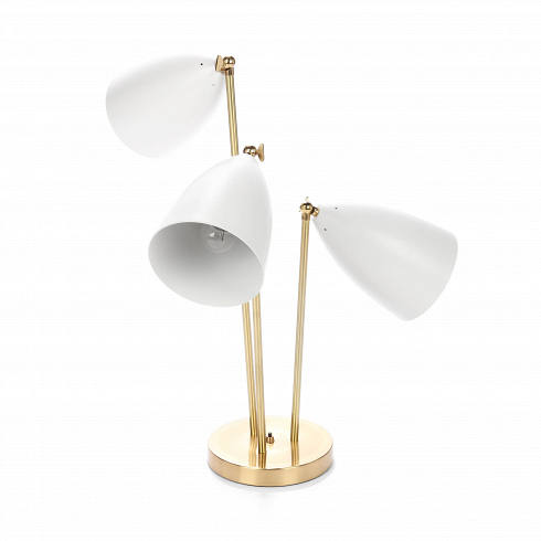 Настольный светильник Three-Armed Cosmo