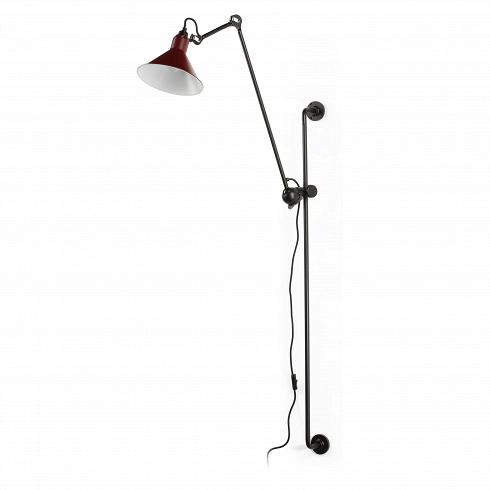 Настенный светильник Bernard-Albin Gras Style №214Настенные<br>Настенный светильник Bernard-Albin Gras Style №214 — прекрасный представитель коллекции дизайнерских светильников, которые создал французский инженер Бернар-Альбен Гра. Этот элемент интерьера представляет собой воплощение стиля модерн, ставшего чрезвычайно популярным в XX веке.<br><br><br> Изначально настенный светильник Bernard-Albin Gras Style был предназначен для промышленного применения. Он был сделан прочно, но просто: никелированный абажур, стальные трубки каркаса, шарнирные соединения — ...<br>