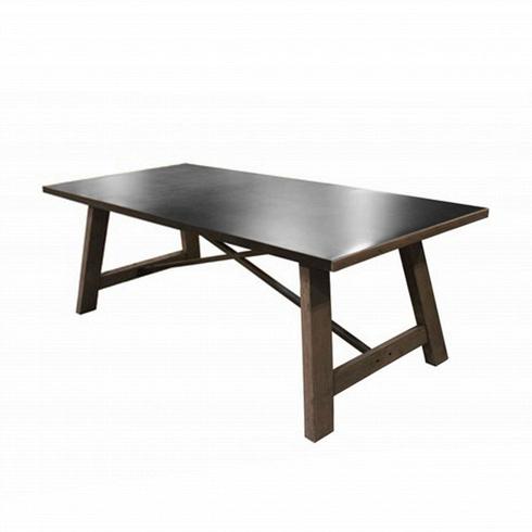 Стол обеденный Эльби (SW12680-2-Z)Обеденные<br>ROOMERS – это особенная коллекция, воплощение всего самого лучшего, модного и новаторского в мире дизайнерской мебели, предметов декора и стильных аксессуаров. Интерьерные решения от ROOMERS – всегда актуальны, более того, они - на острие моды. Коллекции ROOMERS тщательно отбираются и обновляются дважды в год специально для вас.<br>