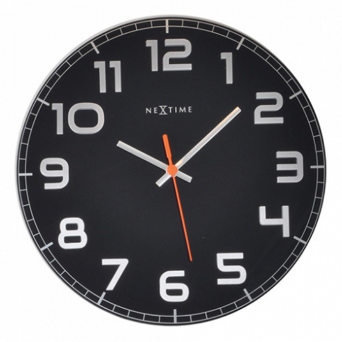 настенные часы CLASSY (8817ZW)Часы<br>Артикул: 8817ZW. Эти настенные часы полностью отражают свое название – CLASSY. Выполненные в классическом дизайне, они впишутся в любой интерьер, независимо от стиля. Такие часы будут хорошо смотреться как в строгом офисе, так и в современной гостиной. Тихий ход. Дизайн: NeXtime, Нидерланды.<br>