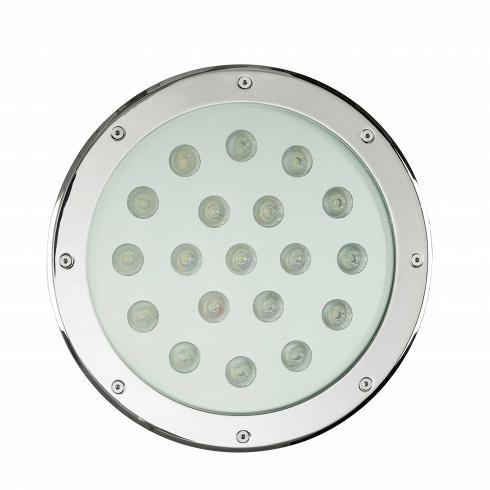 Встраиваемый уличный светильникУличные<br>Этот встраиваемый уличный светильник – лучшее решение для подсветки дорожек и тропинок на вашем участке. Он поможет акцентировать внимание на уличном скульптурном ансамбле или необычном объекте ландшафтного дизайна, прекрасно подойдёт для освещения веранды или фасада здания. Если встроить его в стену, обвив плющом, мягкий свет с зеленоватым отливом создаст в окружающем пространстве уникальную романтичную атмосферу.<br>Такой светильник является настоящим образцом функциональности, ведь он не отв...<br>