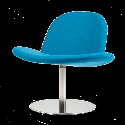 Кресло OrlandoИнтерьерные<br>Кресло Orlando — от знаменитого дуэта Флемминга Буска и Стефана Б.Херцога, датского коллектива дизайнеров, известного своими наградами вобласти дизайна мебели, которые проектируют мебель для компании Softlin. Датская компания Softline была основана в 1979 году, и ее создатели не отступали от генеральной линии скандинавского минимализма ни на шаг. Их девизом стали дизайн, цвет и функциональность. Этим они и прославились, кстати, до сих пор вся их мебель изготавливается на фа...<br><br>DESIGNER: Busk + Hertzog