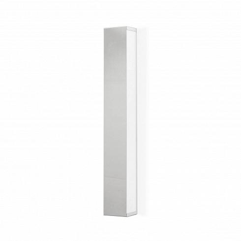 Настенный светильник Shelf 55WНастенные<br>Настенный светильник Shelf 55W<br> — это современный, модный ичрезвычайно функциональный источник интерьерного освещения. Его мягкий рассеянный свет распространяется повсюду поВашему пространству.<br><br><br><br> Настенный светильник Shelf 55W представляет собой прекрасное дополнение кдизайнерской обстановке любого дома.<br>