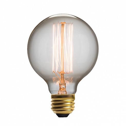 Винтажная лампа Эдисон Squirrel Cage (G95) 19 нитейРетролампочки<br>Дизайнерская винтажная лампа Эдисон Squirrel Cage (G95) 19 нитей — это еще одна модель, выполненная в ретростиле. С помощью нее можно создать необыкновенный и стильный интерьер, который будет совсем не банальным и заурядным, а наоборот — позволит окунуться в мир ретро. Данная винтажная модель станет заметным аксессуаром в любом интерьере с любым дизайном, такими как хай-тек, минимализм или даже прованс. <br><br><br>Купить винтажную лампу Эдисон Squirrel Cage (G95) 19 нитей будет лучшим решение...<br>