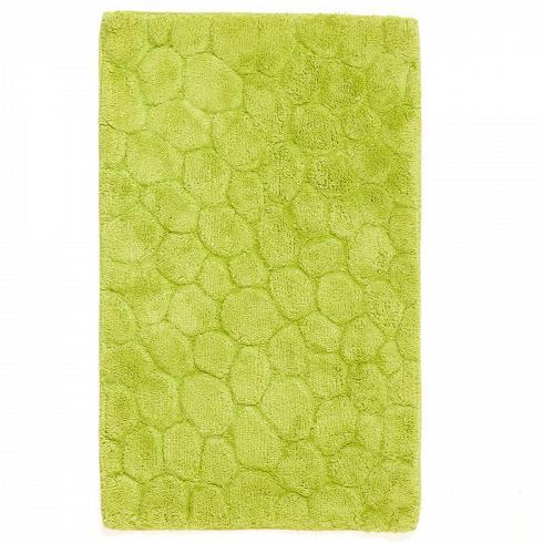 Ковер для ванной комнаты TiffnyДля ванной комнаты<br>Несомненно, как и любая другая комната в вашем доме, ванная тоже должна быть уютной, поскольку именно с нее начинается любой отличный день. Благодаря современному многообразию материалов ковры имеют различные формы, дизайн, цвет и тактильность. Однако значимое место по-прежнему занимают именно ковры из натуральных материалов. Хлопок — это отличный материал по свойствам впитываемости влаги и проводимости тепла.<br><br><br><br> Ковер для ванной комнаты Tiffny — это лаконичный коврик, который сдел...<br>