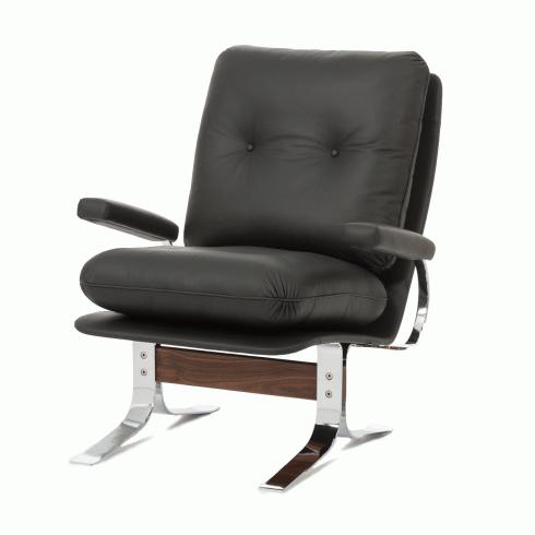 Кресло RalaxИнтерьерные<br>Кресло Ralax — это великолепный офисный вариант или же отличное кресло для вашего домашнего кабинета. Оно изготовлено с учетом не только дизайнерских пожеланий, но также и для максимального удобства и расслабления, которое необходимо для того, чтобы отдохнуть после утомительного дня на работе. <br><br><br>Кресло выполнено в классическом стиле, однако с неотъемлемыми на сегодняшний день нотками стиля хай-тек и индустриального дизайна, которые предпочитают металл и натуральную кожу. Именно данные...<br>