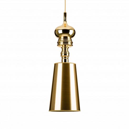 Подвесной светильник Josephine диаметр 23Подвесные<br>Ну кто как не француз мог быть дизайнером этой элегантной лампы с говорящим именем Жозефина, подумаете вы — инеугадаете. Ее создатель — мастер экстравагантности и интерьерных неожиданностей испанец Хайме Айон. Он начал свою «сольную» творческую карьеру в 2003-м, а эту лампу создал для студии Metalarte в наши дни, отлично стилизовав ее под изящную антикварную вещицу. В нашей же версии мы пошли еще более утилитарным путем: выполнили основание изметалла, абажур — из ткани, ...<br><br>DESIGNER: Jaime Hayon