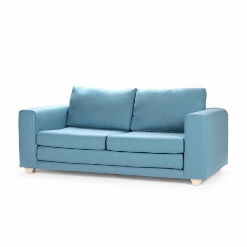 Диван VictorРаскладные<br>Диван Victor — роскошный классической формы диван, и это обстоятельство делает его просто универсальным для использования в любом помещении. Благодаря своему минималистичному дизайну, этот диван органично смотрится как дома, так и в офисе. Кроме того, он чрезвычайно комфортабелен и удобен, а также функционален, ведь вы легко сможете трансформировать диван Victor в просторное и удобное спальное место. Каркас сделан из прочного металла, массива дерева благородной породы, обивка — из ...<br>