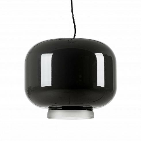 Подвесной светильник Chouchin диаметр 30Подвесные<br>Подвесной светильник сплафоном излакированного выдувного стекла.<br><br><br>Chouchin— традиционный японский фонарь избумаги ибамбука, который используется для украшения входов вобщественные заведения. Светильник Chouchin от Cosmo— это современная интерпретация этого фонаря. Внутренняя часть плафона имеет матовое покрытие, в то время как внешнее остается ярким и привлекательным.<br><br><br>Коллекция включает всебя три светильника разных размеров и&amp;nbsp...<br><br>DESIGNER: Ionna Vautrin