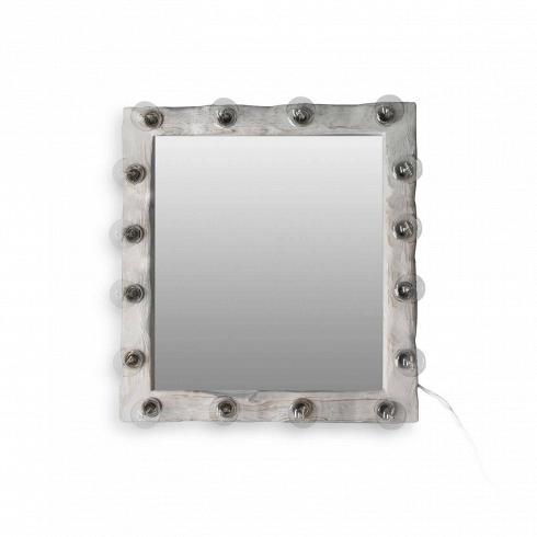 Зеркало с подсветкой Cube_М