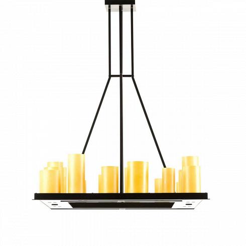 Потолочный светильник CavoПотолочные<br>Потолочный светильник Cavo – творение известного своим особым подходом к освещению Кевина Райли. Основной элемент его дизайнерских светильников – искусственные свечи, которые объединяют в себе безопасность электричества и очарование огня. Светильник отличается лаконичным дизайном, практичностью и высокой функциональностью.<br><br><br> Каждое произведение Кевина Райли несёт в себе скульптурно-декоративную функцию, с помощью которой можно создать уют в любом помещении. Все работы дизайнера, в том...<br><br>DESIGNER: Kevin Reilly