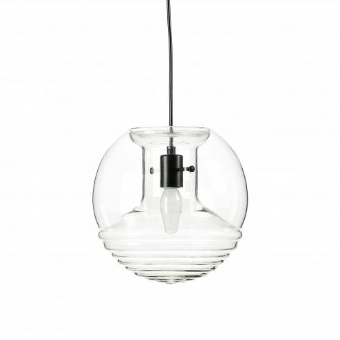 Подвесной светильник Flask диаметр 25Подвесные<br>Совершенно внеземной футуристический дизайн подвесного светильника Flask несет в себе мощную декоративную функцию - с помощью неголюбой интерьер оживить так же легко, как щелкнуть пальцами! <br> <br> Любой профессиональный дизайнер знает - чтобы создать что-то гениальное нужно соблюсти баланс между новшеством и классикой, в противном случае дизайн превращается в безвкусицу. Дизайнер подвесного светильника Flask Том Диксон (Tom Dixon) знает это правило очень хорошо, поэтому что бы он н...<br><br>DESIGNER: Tom Dixon