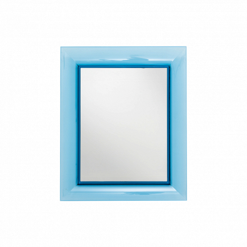 Настенное зеркало FunНастенные<br>У вас есть желание обновить интерьер, но затевать ремонт и перестановку совсем не хочется? Вот тут на помощь приходят аксессуары и детали, которые не только украсят пространство, но и грамотно подчеркнут его дух. Лучший способ преобразить, например, строгий кабинет или гостиную в минималистичном стиле — это оригинальное яркое зеркало, которое сразу же притянет к себе все взгляды и добавит нотку свежести в тщательно выверенный интерьер.<br><br><br> Настенное зеркало Fun (не случайно названное «В...<br>