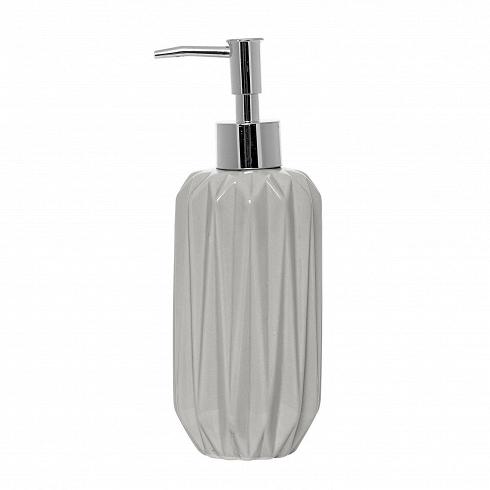 Диспенсер для мыла Geometric Grey
