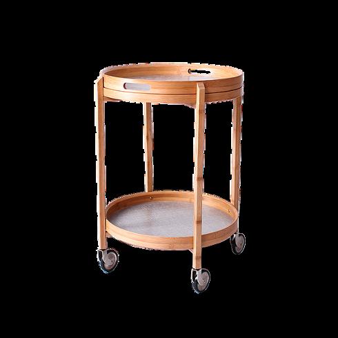 Кофейный стол Roca на колесах