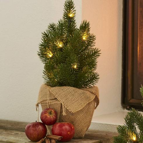 новогодняя ель с подсветкой и таймером TIA (60100)