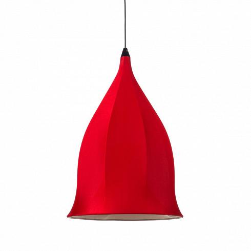 Подвесной светильник Dome Modern диаметр 40Подвесные<br>Dome&amp;mdash; подвесной светильник под названием Dome («купол»), которое онполучил из-за формы абажура.<br> <br>Внутренний каркас— стальная проволока, абажур выполнен изэластичного полиэстера черного / красного / белого цвета (внутренняя поверхность— термостойкая ткань). Рекомендуется очищать абажур отпыли при помощи щетки-ролика слипкой поверхностью.<br> <br>Dome— оригинальная модель для стильного интерьера.<br><br>DESIGNER: Jameelah El-Gahsjgari