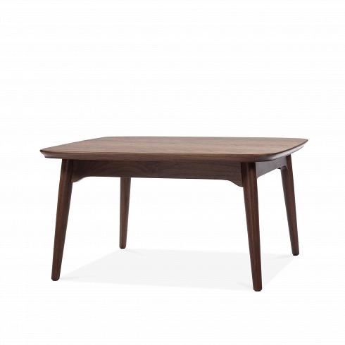 Кофейный стол Dad квадратный малый высота 40Кофейные столики<br>Прекрасный кофейный стол Dad квадратный малый высота 40 — это отличный вариант для интерьера любого стиля. Этот компактный лаконичный столик подойдет любому помещению, даже совсем небольшим по площади комнатам, при этом оставаясь функциональным и полезным элементом мебели.<br> <br> Как и любой продукт Шона Дикса, дизайнера, подарившего нам столь привлекательный стол, кофейный стол Dad квадратный малый высота 40 отличается прекрасным исполнением и отличным качеством используемых материалов. К...<br><br>DESIGNER: Sean Dix