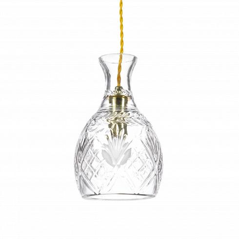 Подвесной светильник Jack Crystal Vase круглый
