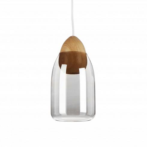 Подвесной светильник Wooden Ball прозрачныйПодвесные<br>Подвесной светильник Wooden Ball III- это яркий представитель декоративного освещения в стиле эко. Приглушенные тона в сочетании с природными материалами являются прямой отсылкой к этому столь популярному в Европе стилю. Зародившись в северных странах, это направление в интерьере стало распространяться на континент и далеко за его пределы. Интерьеры в этом стилестоль универсальны, современныи просты в создании, что этим уже вполне можно объяснить бурные разговоры вокруг э...<br>