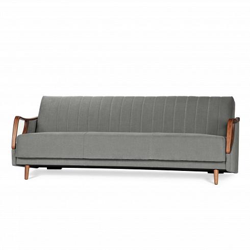 Диван EssexРаскладные<br>Классический диван и ничего лишнего — все это о диване Essex от компании Cosmo. Большие залы, уютные столичные гостиные, просторные гостиничные фойе и офисы престижных компаний... Где бы ни находился диван Essex, везде царит атмосфера красоты и уюта.<br> <br> Строгие, но плавные формы дивана удовлетворят любого, даже очень взыскательного любителя классической мебели. Экологичные материалы же непременно порадуют тех, кто душой и сердцем болеет за состояние окружающей среды. Сдержанные цвета обивки...<br>