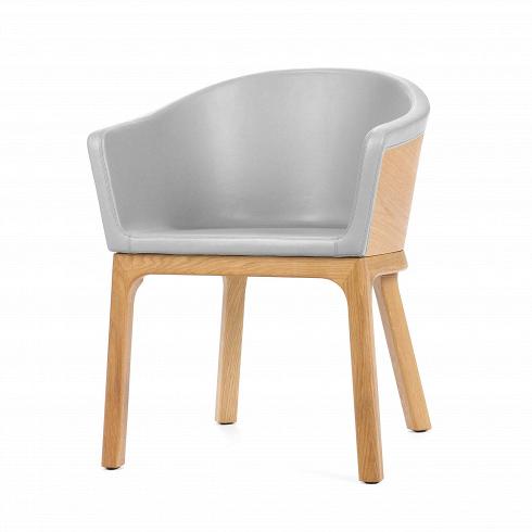 Кресло PalettaИнтерьерные<br>Мастер функционального дизайна Шон Дикс делает универсальную мебель, которую можно поставить в любом пространстве, будь то небольшая уютная гостиная, шикарное лобби отеля или строгая приемная в офисе. Вот и свое кресло Paletta («кресло-ложечку», именно так с итальянского переводится название) он придумал в качестве идеального предмета мебели длялюбого интерьера.<br><br><br> Утопленная форма сиденья вдохновлена круглой ложкой-шариком, которой итальянские продавцы джелато щедро накладывают...<br><br>DESIGNER: Sean Dix