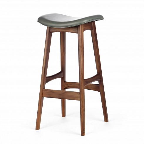 Барный стул Allegra высота 77Барные<br>Высокий барный стул Allegra высота 77 — универсальный стул для дома и частных заведений. Он отлично подойдет как для баров и ресторанов, так и для уютных гостиных и кухонь. Цвет натурального дерева и простота деталей делают его по-настоящему лаконичным, благодаря чему он прекрасно впишется в интерьеры различной стилевой направленности.<br> <br> Стройный силуэт барного стула Allegra высота 77 составляют прямые линии ножек и изогнутые линии сиденья. Они делают его облик строгим и изящным, в то врем...<br>