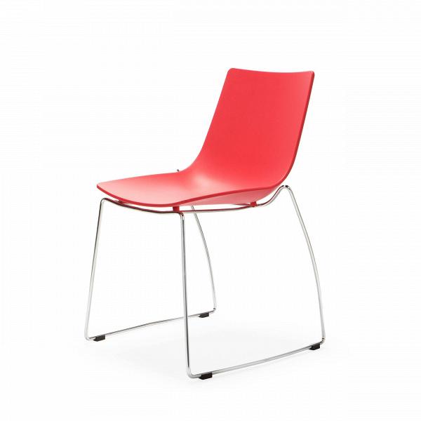 Стул CafeteriaИнтерьерные<br>Дизайнерский легкий стул Cafeteria (Кафетерия) из полипропилена на тонких стальных ножках от Cosmo (Космо).<br><br>     Лето, легкий теплый ветерок, открытые веранды, маленькие уютные уличные кафе. За счет лаконичности формы, легкости и функциональности стул Cafeteria<br>    станет незаменимым атрибутом для барных зон, открытых кафе и патио. Яркая палитра представленных вариантов: зеленый, красный, белый, черный — позволяет подобрать требуемые цветовые акценты и создать нужное настроение, соответст...<br><br>stock: 0<br>Высота: 83<br>Высота сиденья: 45<br>Ширина: 55<br>Глубина: 59<br>Цвет ножек: Хром<br>Цвет сидения: Красный<br>Тип материала сидения: Полипропилен<br>Тип материала ножек: Сталь нержавеющая