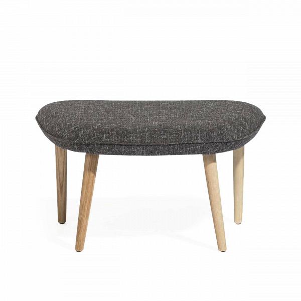 Оттоманка LanguidПуфы и оттоманки<br>Выбирая оттоманкуВLanguid, вы получаете не просто предмет мебели для вашего интерьера, но нечто гораздо большее — непревзойденный и оригинальный дизайн и функциональность. Отличное качество материалов, применяемых для изготовления данной модели, позволит ей занять полноправное место в любом доме.<br><br><br><br><br> Оттоманка весьма проста в своей конструкции, очень функциональна и износоустойчива. Стабильный деревянный каркас из высокоэкологичного белого дуба и удобная подушка делают оттоман...<br><br>stock: 0<br>Цвет ножек: Белый дуб<br>Материал ножек: Массив дуба<br>Материал сидения: Шерсть, Нейлон<br>Цвет сидения: Серый<br>Тип материала сидения: Ткань<br>Тип материала ножек: Дерево