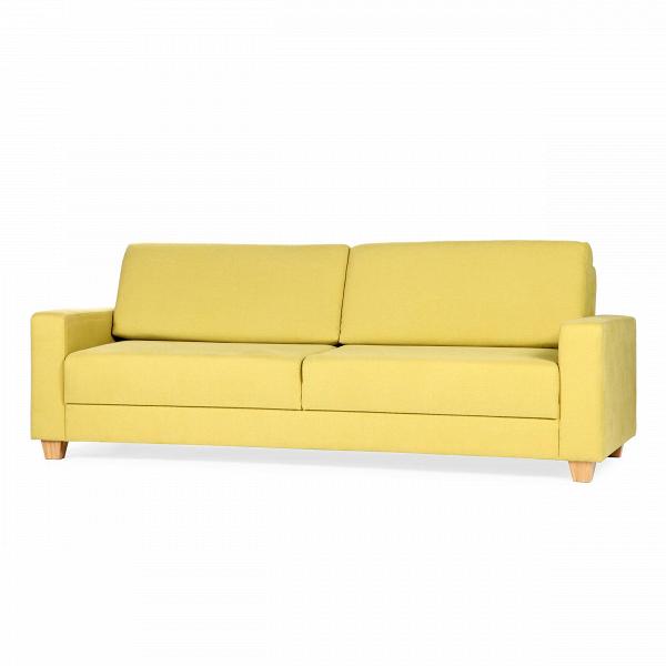Диван BariРаскладные<br>Дизайнерский глубокий раскладной диван Bari (Бари) с обивкой из ткани от Sits (Ситс).<br> Небольшой по размеру диван порой то, что нужно, для маленькой комнаты или небольшой приемной. В таких комнатах лучше всего смотрятся трехместные диваны, которые и создают необходимый комфорт и имеют хорошую вместительность. Диван Bari отлично подойдет для подобных нужд и не только станет отличным местом для вашего отдыха, но и дополнит ваш интерьер легкими приятными цветовыми оттенками.<br><br><br> Оригинальный...<br><br>stock: 0<br>Высота: 86<br>Высота сиденья: 43<br>Глубина: 101<br>Длина: 229<br>Цвет ножек: Дуб<br>Материал обивки: Хлопок<br>Степень комфортности: Стандарт комфорт<br>Коллекция ткани: Категория ткани II<br>Тип материала обивки: Ткань<br>Тип материала ножек: Дерево<br>Цвет обивки: Горчичный