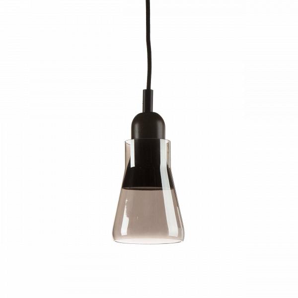 Подвесной светильник Verre диаметр 11Подвесные<br>Подвесной светильник Verre диаметр 11 — оригинальный светильник, созданный преимущественно для интерьеров в стиле лофт. Его стильный дизайн одинаково подойдет для рабочих и жилых помещений. Разместить дома вы сможете его на своей кухне или в гостиной. <br> <br> Светильник оснащен яркимиВLED-лампами, которыеВобеспечивают мягкий рассеянный свет, создающийВуютную атмосферу в любом помещении. Особую элегантность светильника составляет изящный абажур, изготовленный изВстекла с хром...<br><br>stock: 0<br>Высота: 150<br>Диаметр: 11<br>Количество ламп: 1<br>Материал абажура: Стекло<br>Материал арматуры: Дерево<br>Мощность лампы: 4<br>Ламп в комплекте: Нет<br>Напряжение: 220<br>Тип лампы/цоколь: LED<br>Цвет абажура: Серый