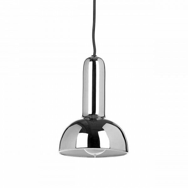 Подвесной светильник Torch RoundПодвесные<br>Вышедший на авансцену стиль лофт незамедлительно покорил сердца всех любителей современного дизайна. Грубоватый и непринужденный лофт популярен благодаря простору и органичности интерьеров. Нередко причудливый и броский, но непременно эффектный дизайн помещения тем не менее будет располагать к комфорту и заряжать вдохновением. Подвесной светильник Torch Round как раз идеально впишется в такой интерьер. Благодаря цветовому исполнению он не будет привлекать к себе излишнего внимания, органи...<br><br>stock: 0<br>Высота: 120<br>Диаметр: 15<br>Количество ламп: 1<br>Материал абажура: Сталь<br>Мощность лампы: 25<br>Ламп в комплекте: Нет<br>Напряжение: 220<br>Тип лампы/цоколь: E27<br>Цвет абажура: Хром