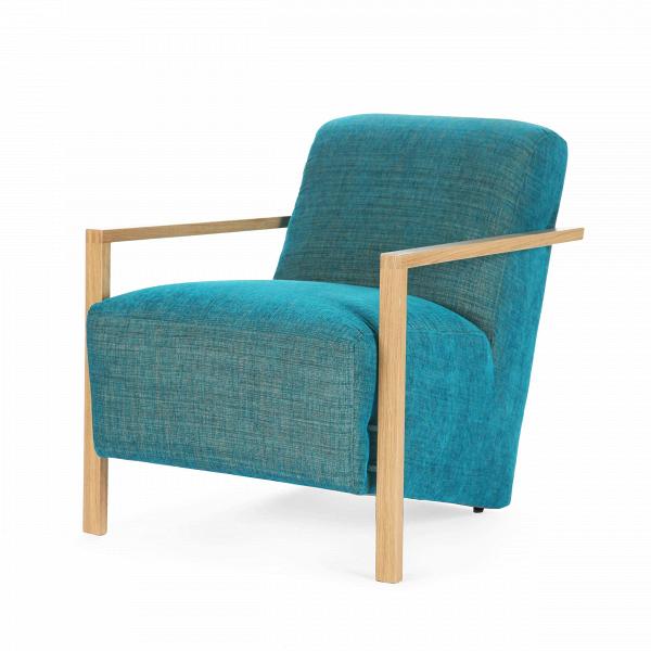 Кресло AllanИнтерьерные<br>Дизайнерское глубокое кресло Allan (Аллан) с деревянными ножками от Sits (Ситс).<br><br><br> Что может быть лучше, чем удобное кресло для качественного и полноценного отдыха в перерыве между работой или в прекрасный выходной день? Кресло Allan идеально подходит для этого. Кресло имеет весьма необычную форму сиденья и спинки, которые слегка отклонены назад, что позволит вам полностью расслабиться и устроиться с комфортом и отличным настроением.<br><br><br> Передние ножки кресла переходят в оригинальны...<br><br>stock: 0<br>Высота: 73<br>Высота сиденья: 46<br>Ширина: 67<br>Глубина: 90<br>Цвет ножек: Дуб<br>Материал обивки: Полиэстер, Акрил<br>Степень комфортности: Стандарт комфорт<br>Коллекция ткани: Категория ткани II<br>Тип материала обивки: Ткань<br>Тип материала ножек: Дерево<br>Цвет обивки: Бирюзовый
