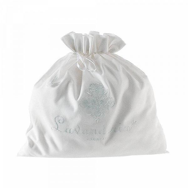 Сумка LaundryРазное<br>Дизайнерская белая сумка-мешок Laundry (Лондрай) из хлопка для белья и одежды от Seletti (Селетти).<br><br>     Итальянский бренд Seletti производит не только суперсовременные и зачастую провокационные предметы декора, но и вполне традиционные вещи, позаимствованные из мира беленых домиков, черепичных крыш и старых олив на побережье.<br><br><br>     Коллекция оригинальных хлопчатобумажных мешочков и чехлов для белья и одежды так и называется — Guardaroba Mediterraneo, «Средиземноморский гардероб». Разм...<br><br>stock: 34<br>Ширина: 40<br>Материал: Хлопок<br>Длина: 40