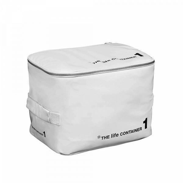 Контейнер для хранения The Life Container 1 белыйРазное<br>Контейнер для хранения The Life Container 1 белый — с ним вы сможете использовать гардероб по максимуму и всегда будете знать, где и что лежит. <br> <br> Коллекция The Life Container состоит из четырех контейнеров разного размера, выполненных в двух цветах — черном и белом. Каждый из них снабжен надежной молнией, которая помогает уберечь содержимое от влаги и пыли, а также мягкой ручкой, которая придется кстати при переноске. Материал, из которого выполнен контейнер, — ПВХ-пластик, обладающий пре...<br><br>stock: 0<br>Высота: 20<br>Ширина: 20<br>Материал: Металл<br>Цвет: Белый<br>Длина: 30