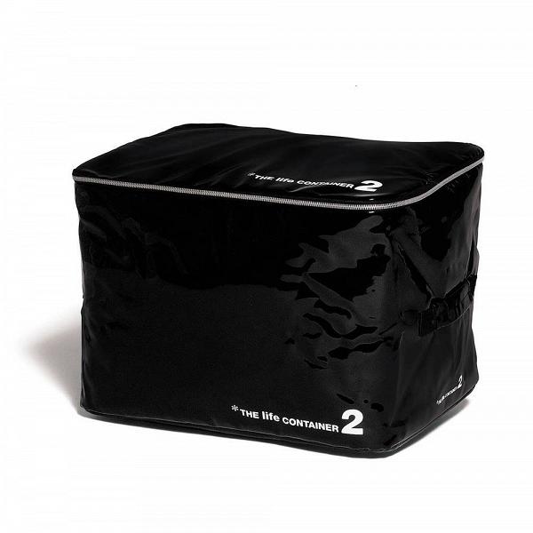 Контейнер для хранения The Life Container 2 черный от Cosmorelax