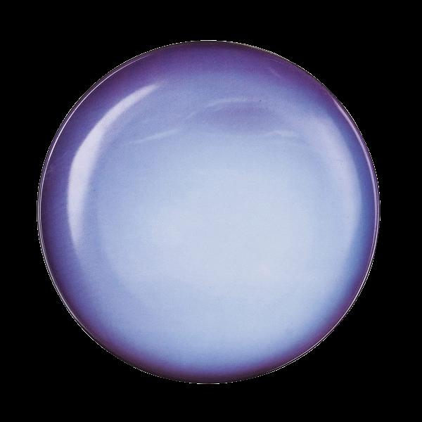 Тарелка NeptuneПосуда<br>Перенесите свой обеденный стол в далекие и неизведанные уголки Вселенной вместе коллекцией посуды от Seletti. Данная коллекция разработана совместно с компанией Diesel, которая успешно создает свои тренды не только в области производства одежды, но интерьера. <br> <br> В соотношении с целой Вселенной обеденная зона — это крохотный уголок, но с коллекцией Cosmic Dinner это вовсе не так. Эти модные планетарные тарелки будто расширяют границы возможного и приглашают всю Вселенную к вам на обед. <br> <br>...<br><br>stock: 16<br>Высота: 2<br>Материал: Фарфор<br>Цвет: Синий<br>Диаметр: 16,5