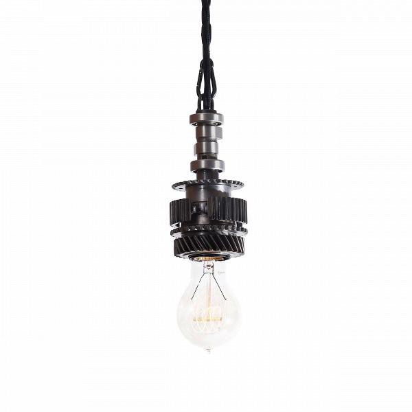 Подвесной светильник (распредвал)Подвесные<br><br><br>stock: 0<br>Высота: 14<br>Диаметр: 7<br>Количество ламп: 1<br>Материал арматуры: Металл<br>Мощность лампы: 100<br>Ламп в комплекте: Нет<br>Напряжение: 220<br>Тип лампы/цоколь: E27<br>Цвет провода: Коричневый