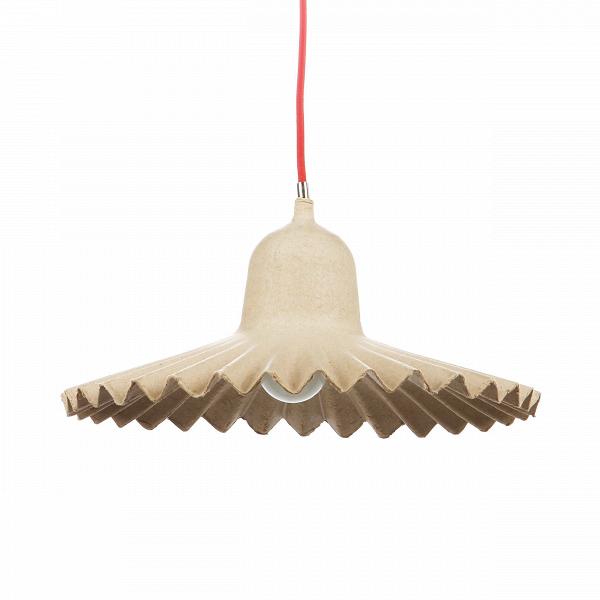 Подвесной светильник Egg of Columbus 3Подвесные<br>Элегантный и стильный подвесной светильник Egg of Columbus 3 создан не только для тех, кто ценит авторский дизайн, но и для тех кто заботится об окружающей среде. НеотъемлемымВэлементом экостиля является вторсырье, как раз из которого и сделаныВподвесные лампы Egg of Columbus от компании Seletti, — изВвторично переработанногоВкартона,Ва цоколь выполнен из керамики.В<br> <br> Светильники доступны в различных оттенках;Вподвесьте один, а то и два светильника на раз...<br><br>stock: 1<br>Диаметр: 35<br>Материал абажура: Картон