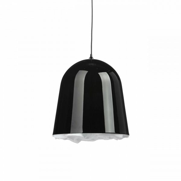 Подвесной светильник Can Can диаметр 35Подвесные<br>В настоящее время мир дизайна мебели и декора полон необычных и ярких идей. С каждым днем дизайнеры пытаются все больше удивить взыскательного потребителя, который, казалось бы, повидал на своем веку уже все. Подвесной светильник Can Can диаметр 35 как раз из числа тех попыток, которые предприняла компания Cosmo, чтобы воплотить мечты потребителя в реальность. <br> <br> Этот причудливый светильник придется по нраву всем любителям дизайна, способного отразить характер иВтемперамент его владел...<br><br>stock: 3<br>Высота: 150<br>Диаметр: 35<br>Доп. цвет абажура: Кружево<br>Количество ламп: 1<br>Материал абажура: Алюминий<br>Мощность лампы: 40<br>Ламп в комплекте: Нет<br>Напряжение: 220<br>Тип лампы/цоколь: E27<br>Цвет абажура: Черный