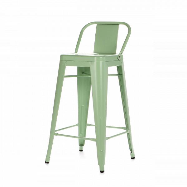 Барный стул Marais Color со спинкойБарные<br>Дизайнерский высокий стальной барный стул Marais Color (Мэрейс Калар) со спинкой от Cosmo (Космо). <br>Высокий барный стул Marais Color со спинкой — это изящное по своему дизайну изделие, которое заслужило популярность не только на родине дизайнера Ксавье Пошара, во Франции, но и по всему миру. Дизайн мебели коллекции Marais не раз был удостоен отличительных наград и демонстрировался на выставках международного масштаба, к примеру, в Нью-Йоркском музее современного искусства, а также в Музее-це...<br><br>stock: 18<br>Высота: 89<br>Высота сиденья: 66<br>Ширина: 41<br>Глубина: 41<br>Тип материала каркаса: Сталь<br>Цвет каркаса: Светло-зеленый<br>Дизайнер: Xavier Pauchard