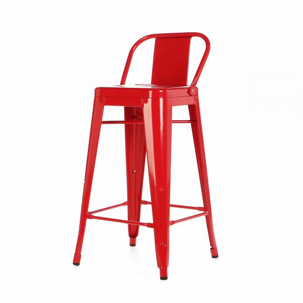 Барный стул Marais Color со спинкойБарные<br>Дизайнерский высокий стальной барный стул Marais Color (Мэрейс Калар) со спинкой от Cosmo (Космо). <br>Высокий барный стул Marais Color со спинкой — это изящное по своему дизайну изделие, которое заслужило популярность не только на родине дизайнера Ксавье Пошара, во Франции, но и по всему миру. Дизайн мебели коллекции Marais не раз был удостоен отличительных наград и демонстрировался на выставках международного масштаба, к примеру, в Нью-Йоркском музее современного искусства, а также в Музее-це...<br><br>stock: 18<br>Высота: 89<br>Высота сиденья: 66<br>Ширина: 41<br>Глубина: 41<br>Тип материала каркаса: Сталь<br>Цвет каркаса: Красный<br>Дизайнер: Xavier Pauchard