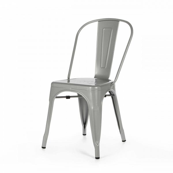 Стул Marais ColorИнтерьерные<br>Дизайнерский яркий однотонный стул Marais Color (Мэрейс Колор) из стали без подлокотников от Cosmo (Космо).<br>Яркий дизайн стула Marais Color непременно понравится вам и вашей семье. Насыщенные цвета задали положительный тон облику изделия, поэтому он невероятно актуален для декорирования гостиных, детских и кухонь в стиле лофт.ВЛофт — это сочетание старого (кирпичные, отштукатуренные или крашеные стены, дощатый пол) и нового (стекло, металл, ультрасовременная бытовая техника).<br><br>     Пр...<br><br>stock: 40<br>Высота: 84,5<br>Высота сиденья: 46<br>Ширина: 53<br>Глубина: 45<br>Тип материала каркаса: Сталь<br>Цвет каркаса: Серый<br>Дизайнер: Xavier Pauchard