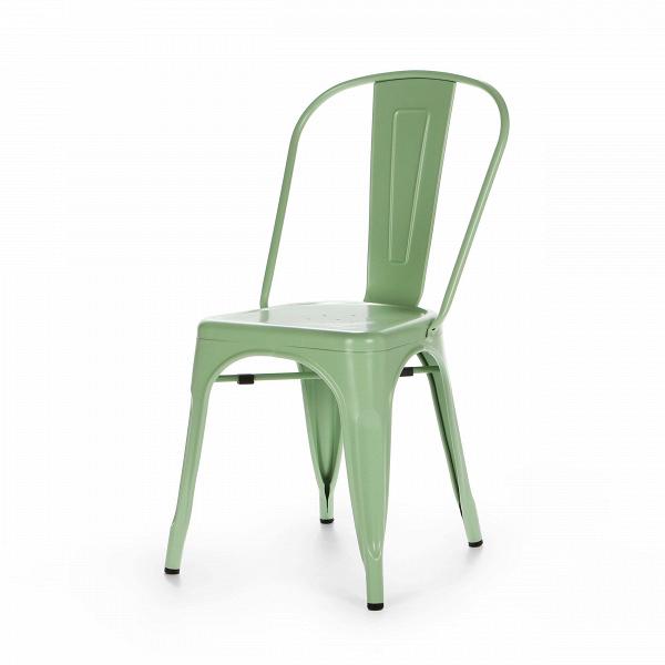 Стул Marais ColorИнтерьерные<br>Дизайнерский яркий однотонный стул Marais Color (Мэрейс Колор) из стали без подлокотников от Cosmo (Космо).<br>Яркий дизайн стула Marais Color непременно понравится вам и вашей семье. Насыщенные цвета задали положительный тон облику изделия, поэтому он невероятно актуален для декорирования гостиных, детских и кухонь в стиле лофт.ВЛофт — это сочетание старого (кирпичные, отштукатуренные или крашеные стены, дощатый пол) и нового (стекло, металл, ультрасовременная бытовая техника).<br><br>     Пр...<br><br>stock: 30<br>Высота: 84,5<br>Высота сиденья: 46<br>Ширина: 53<br>Глубина: 45<br>Тип материала каркаса: Сталь<br>Цвет каркаса: Светло-зеленый<br>Дизайнер: Xavier Pauchard