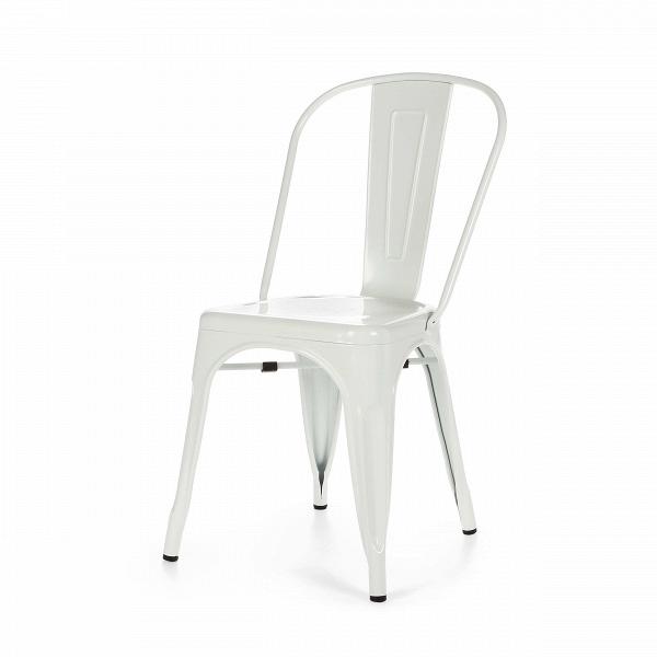 Стул Marais ColorИнтерьерные<br>Дизайнерский яркий однотонный стул Marais Color (Мэрейс Колор) из стали без подлокотников от Cosmo (Космо).<br>Яркий дизайн стула Marais Color непременно понравится вам и вашей семье. Насыщенные цвета задали положительный тон облику изделия, поэтому он невероятно актуален для декорирования гостиных, детских и кухонь в стиле лофт.ВЛофт — это сочетание старого (кирпичные, отштукатуренные или крашеные стены, дощатый пол) и нового (стекло, металл, ультрасовременная бытовая техника).<br><br>     Пр...<br><br>stock: 37<br>Высота: 84,5<br>Высота сиденья: 46<br>Ширина: 53<br>Глубина: 45<br>Тип материала каркаса: Сталь<br>Цвет каркаса: Белый<br>Дизайнер: Xavier Pauchard