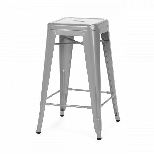 Барный стул Marais Color 2Барные<br>Дизайнерский цветной стальной барный стул Marais Color 2 (Мэрейс Калар) без спинки от Cosmo (Космо).<br> Барный стул Marais Color 2 — олицетворение винтажного стиля, его грациозные линии создают ощущение легкости и невесомости. Несмотря на хрупкий вид, этот предмет мебели невероятно прочен и долговечен. Высококачественный металл, обработанный методом гальванизации, выдерживает самые агрессивные условия окружающей среды. Не случайно модель не утратила актуальности с начала ХХ века — именно тогда...<br><br>stock: 0<br>Высота: 66<br>Ширина: 41<br>Глубина: 41<br>Тип материала каркаса: Сталь<br>Цвет каркаса: Серый<br>Дизайнер: Xavier Pauchard